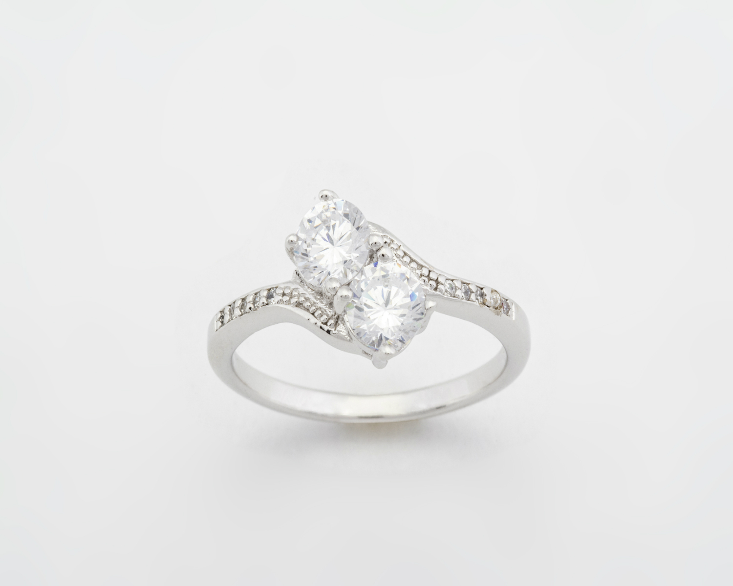 R 11133 Available In 10kt And 14kt White Yellow Gold 1 4ct 2ct 1ct T W